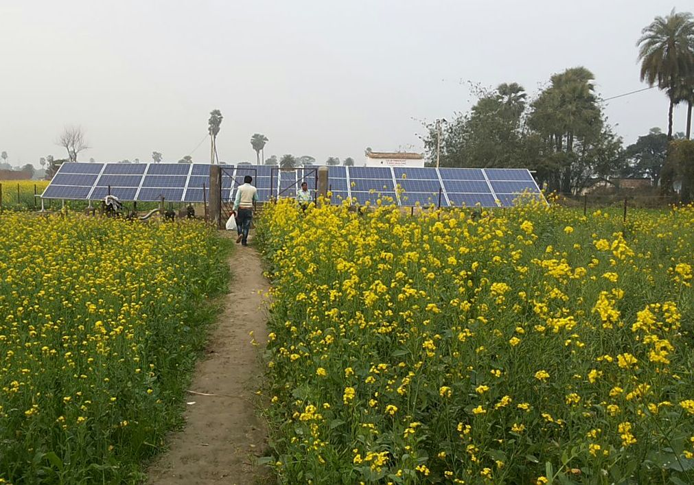 Renewable Energy to Enhance Livelihood Opportunities in Rural India