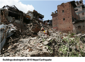 buildings destroyed during Nepal earthquake (2)