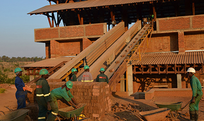 Technology, skill and knowledge transfer of energy-efficient brick firing technology to Malawi, Africa