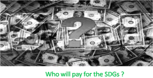 who will pay for the sdgs